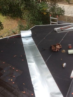 Peel and stick underlayment