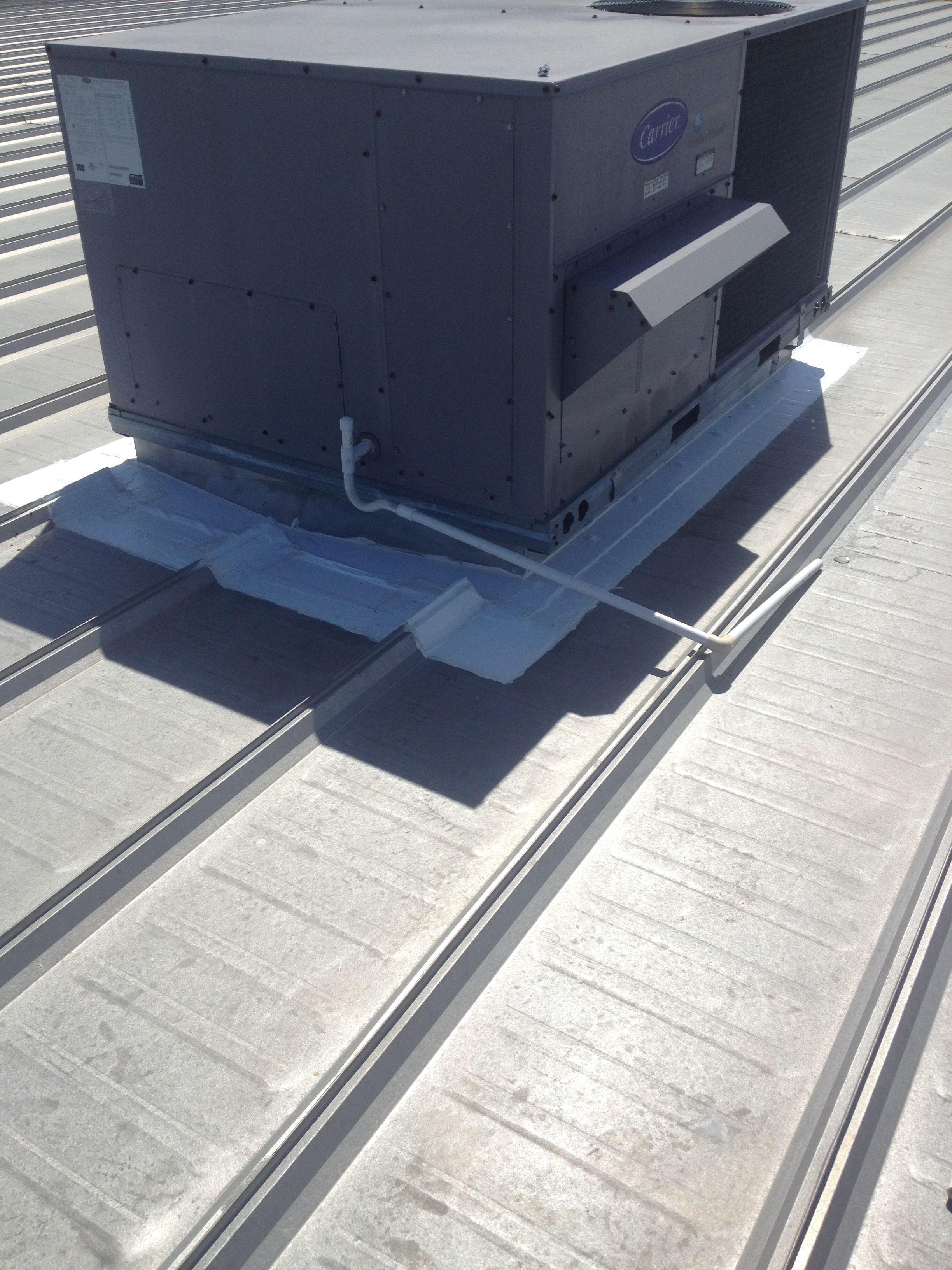 Air Conditioning Flashing Repair Bcoxroofing Com