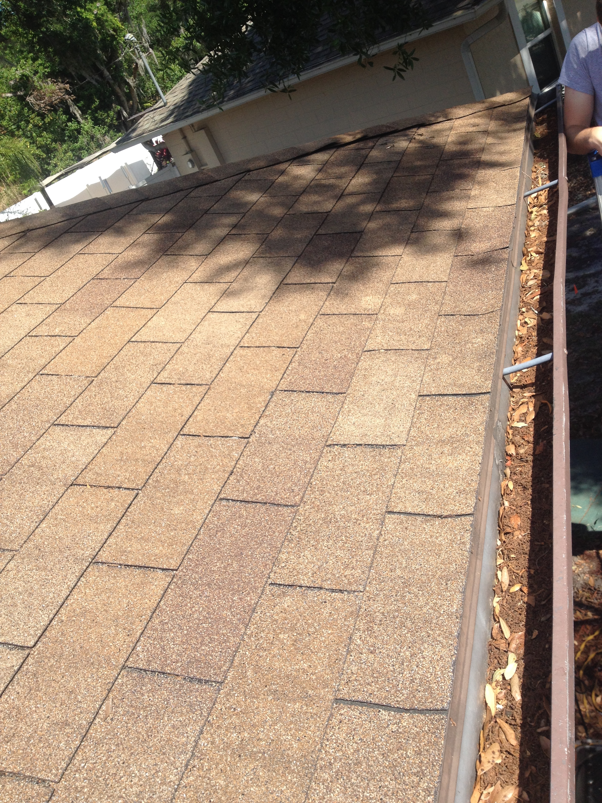 Bad Bottom Edge Repaired Bcoxroofing Com
